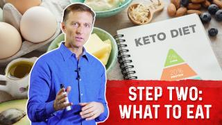 Dr Bergs Healthy Keto Basics Step 2 WHAT TO EAT