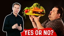 Is it Possible to Gain Weight on Fruits and Vegetables