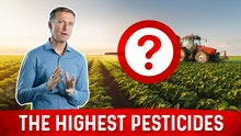 What Food Has the Most Pesticide Residue